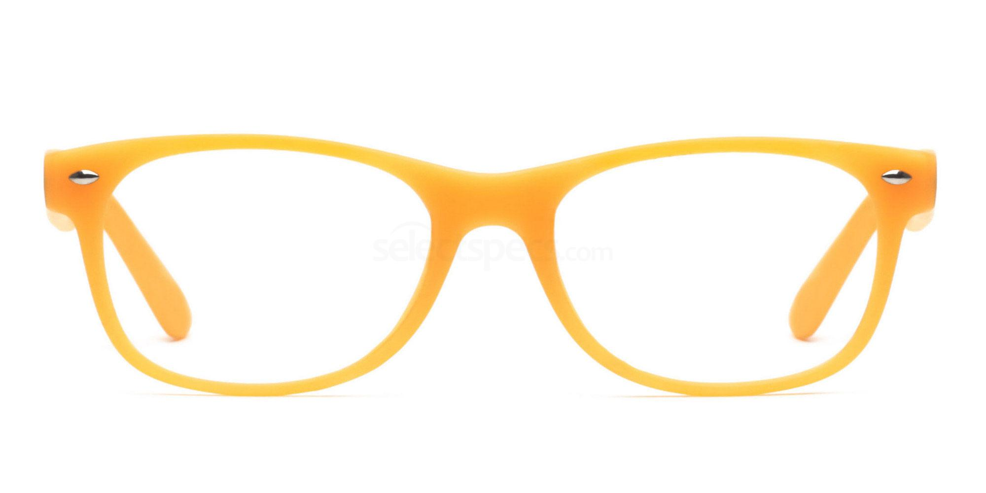 Yellow 8122 - Yellow Glasses, Savannah