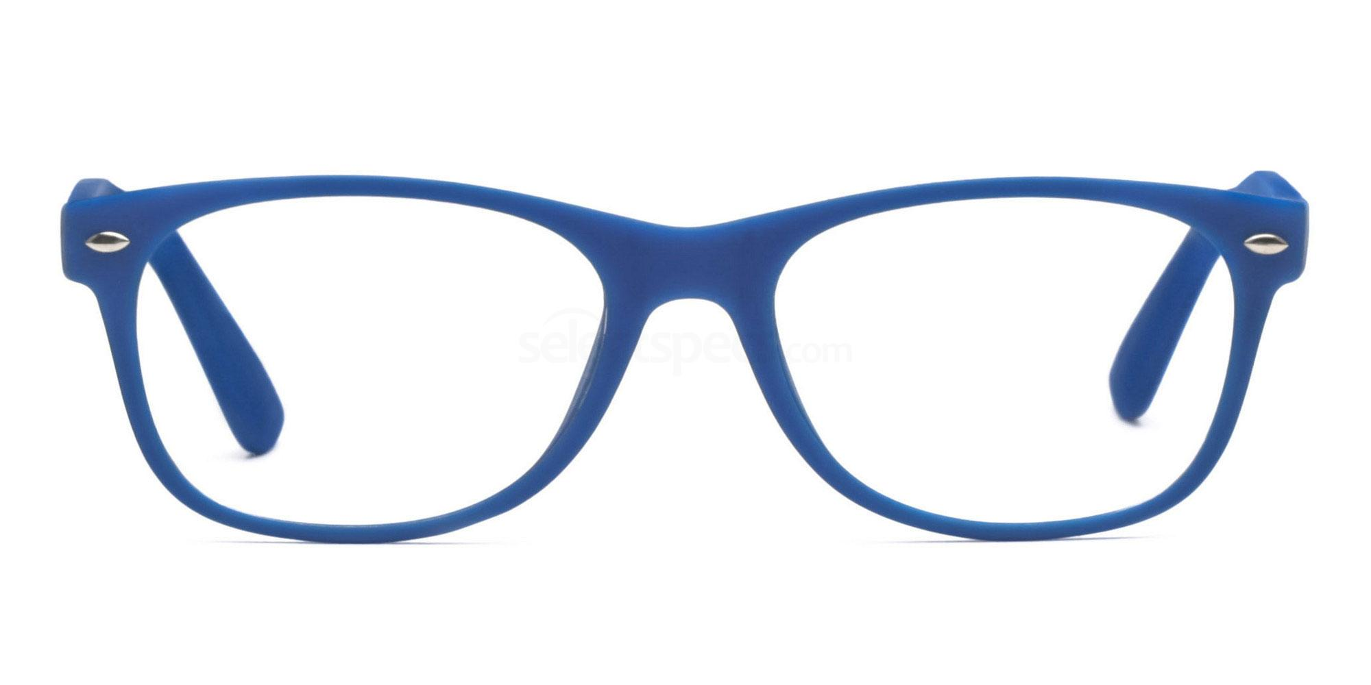Dark Blue 8122 - Dark Blue Glasses, Savannah