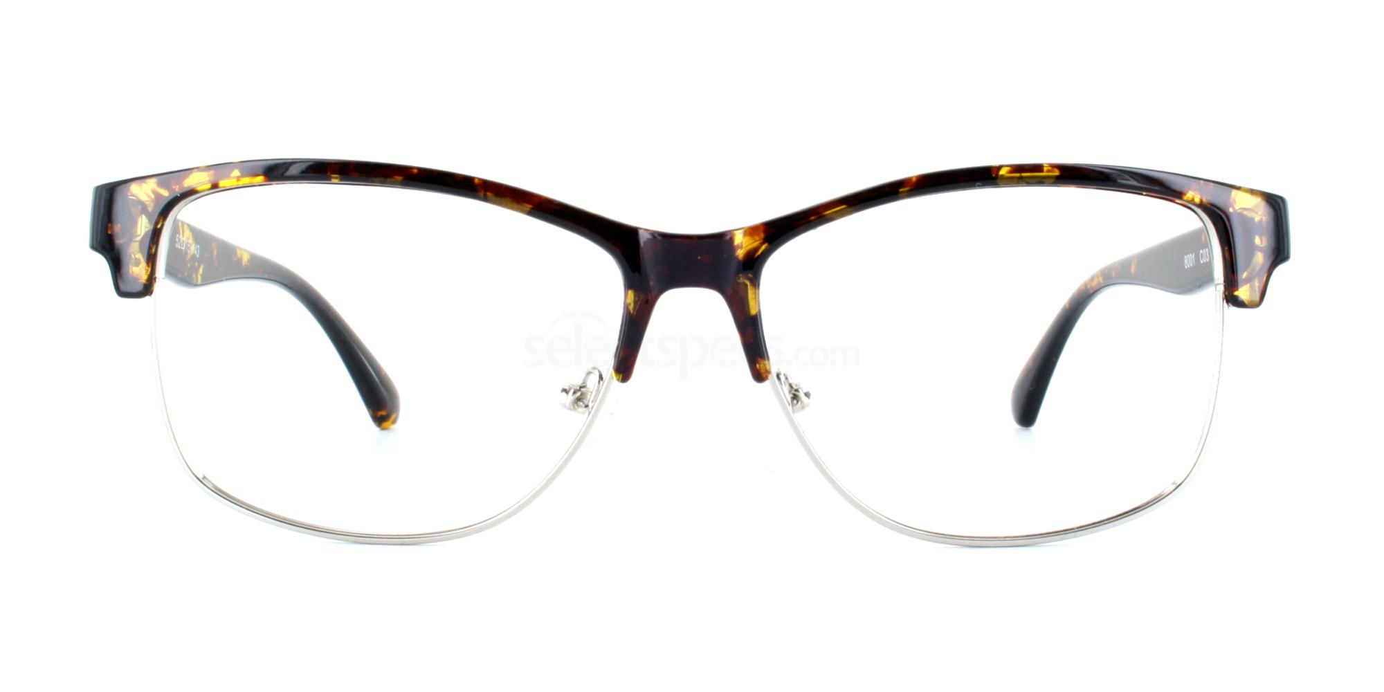 C4 2085 Glasses, Savannah