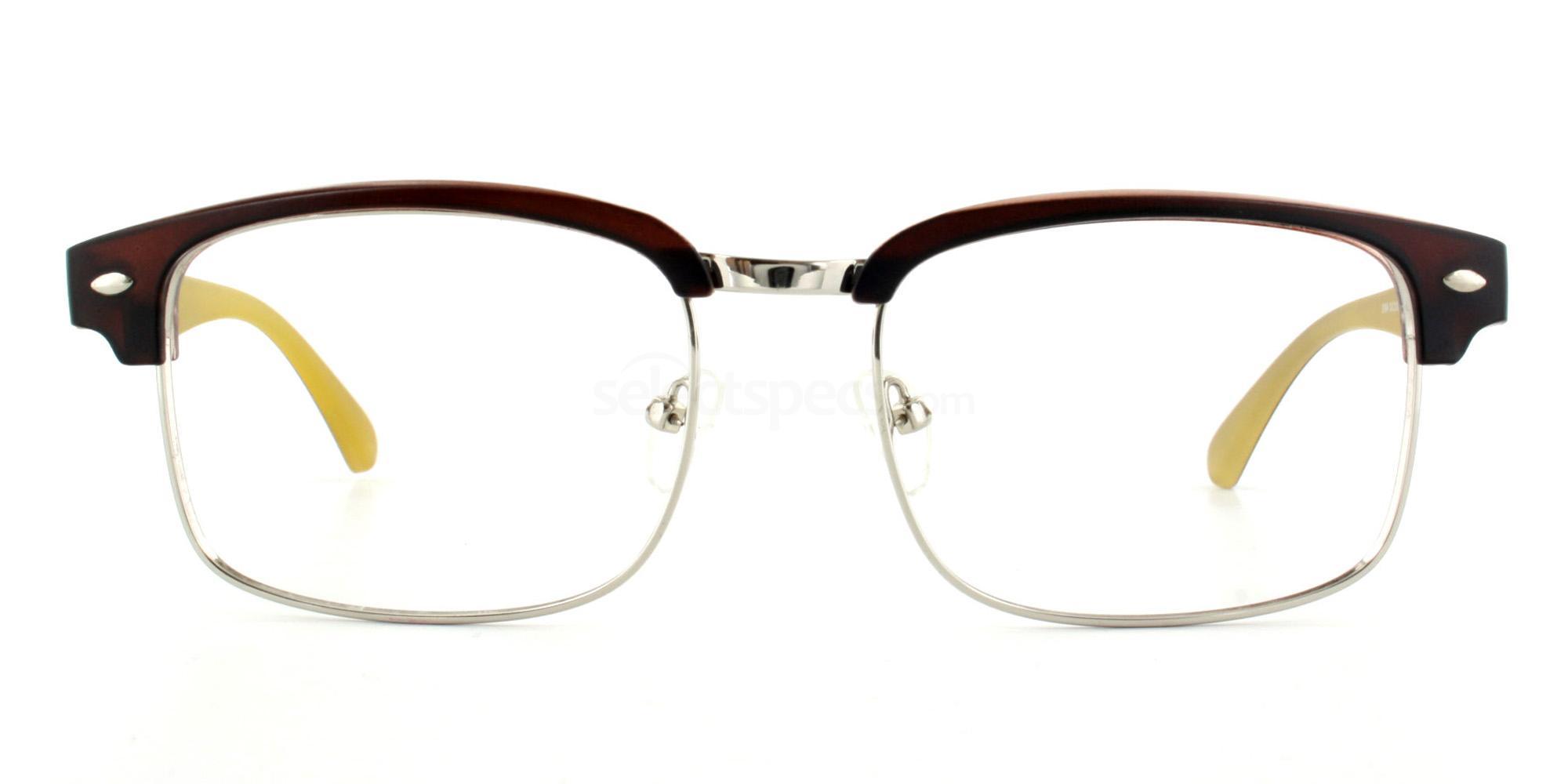 C6 2084 Glasses, Savannah