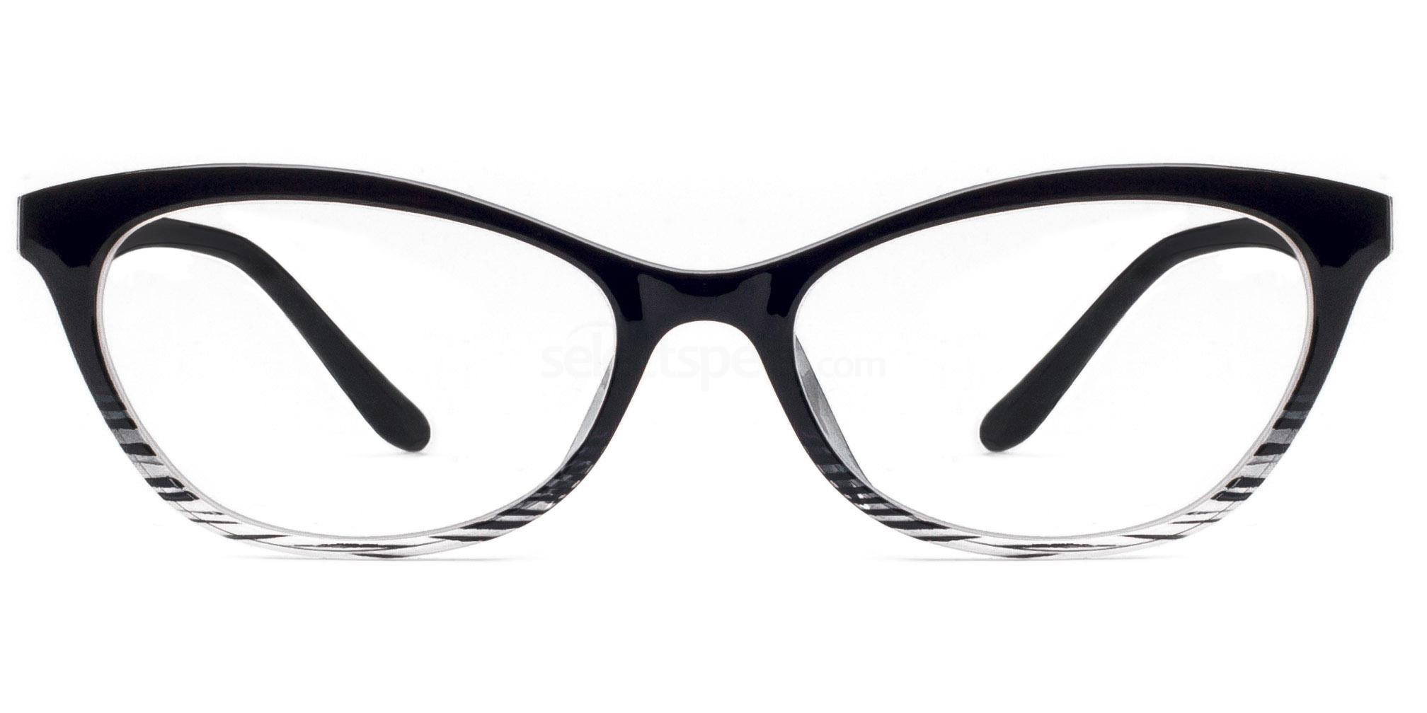 C2 6050 Glasses, Savannah