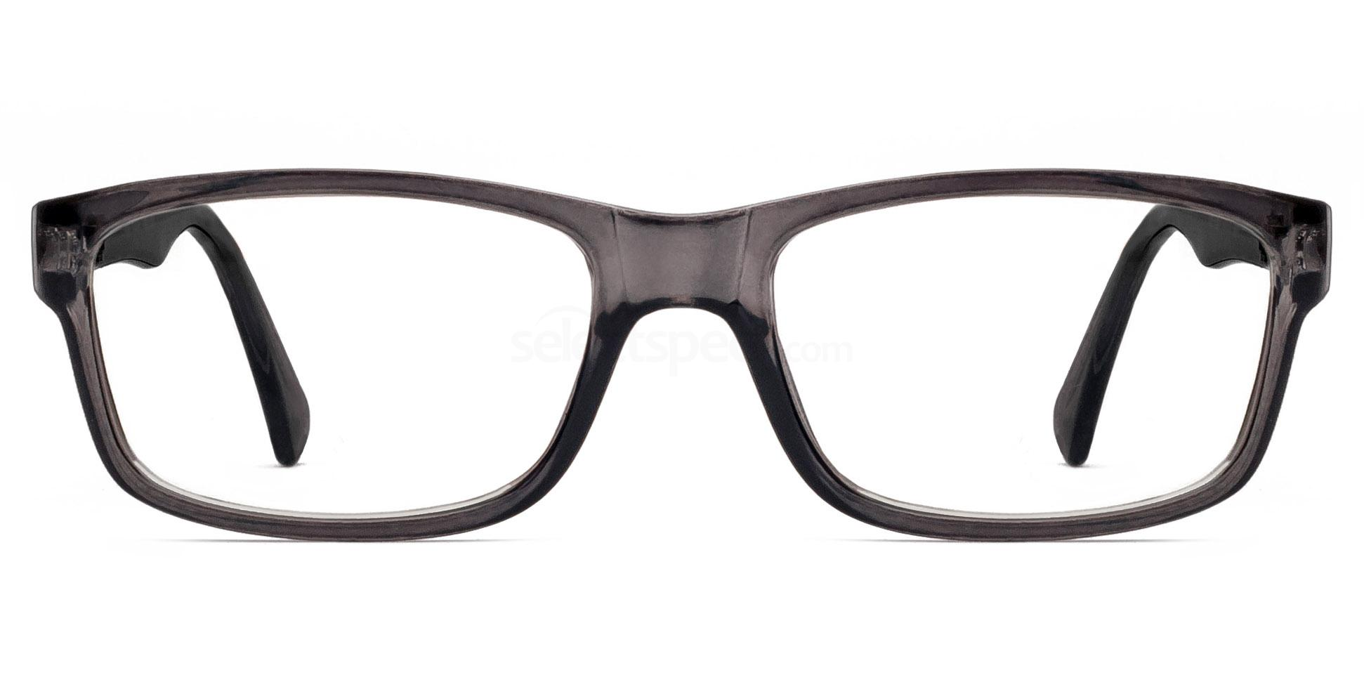 C005 5580 - Grey Glasses, Savannah