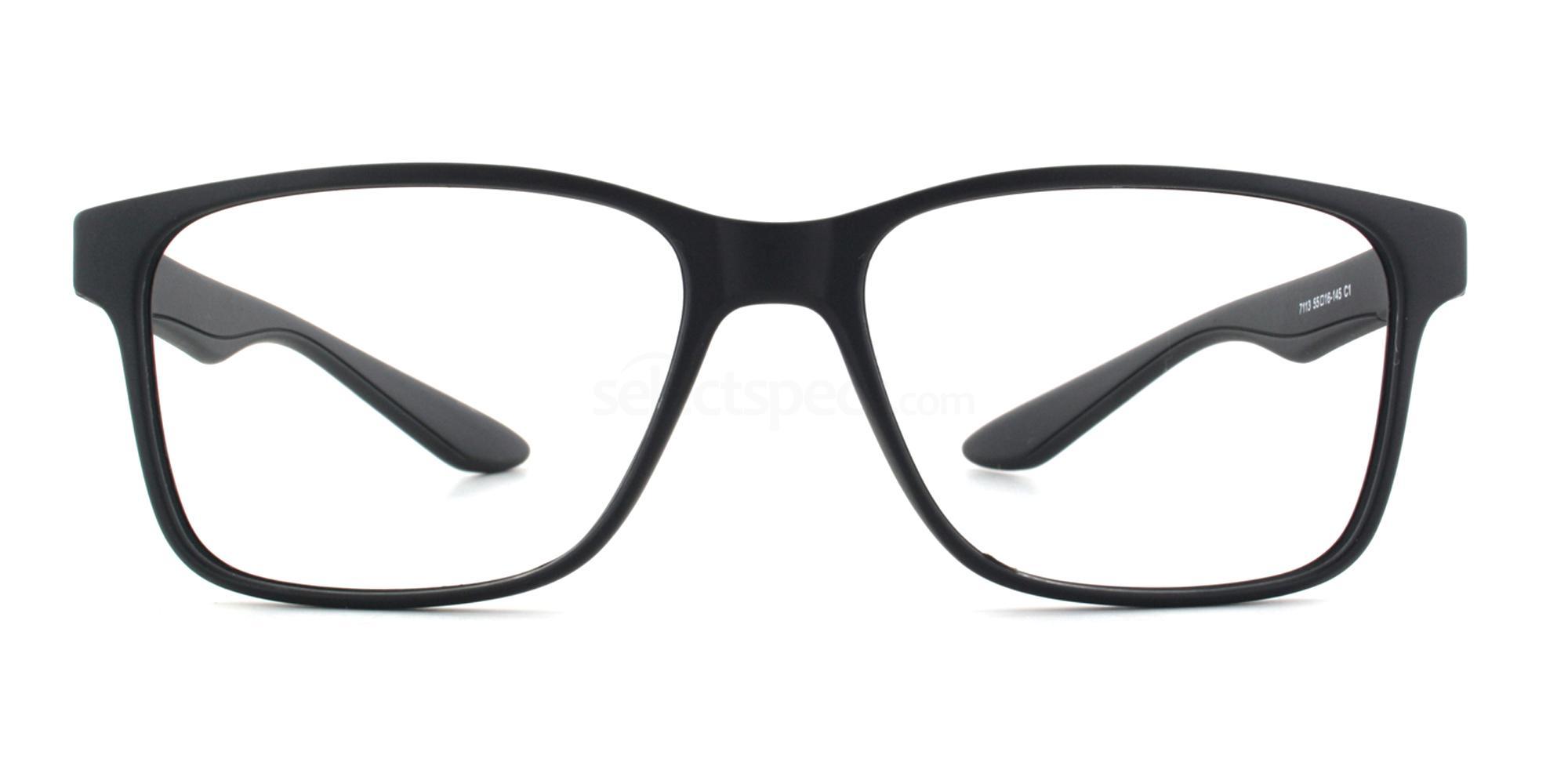 C1 7113 Glasses, Savannah