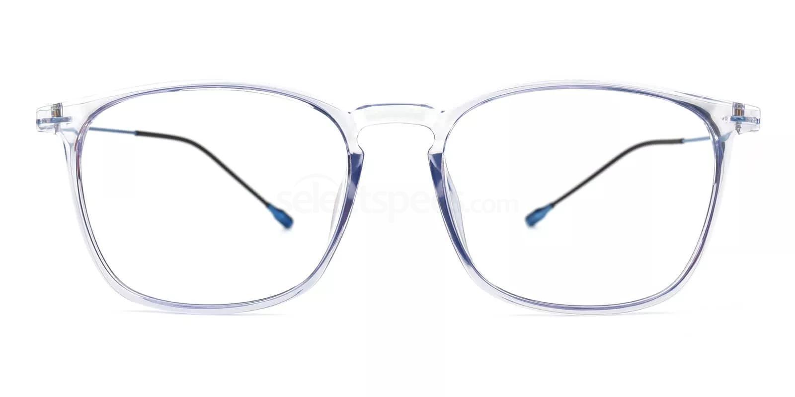 Blue M3028 Glasses, Infinity