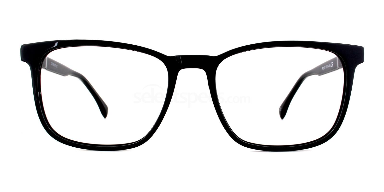 Black F2103 Glasses, SelectSpecs
