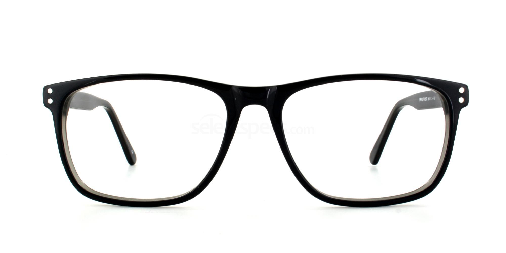C7 SRA070 Glasses, Savannah