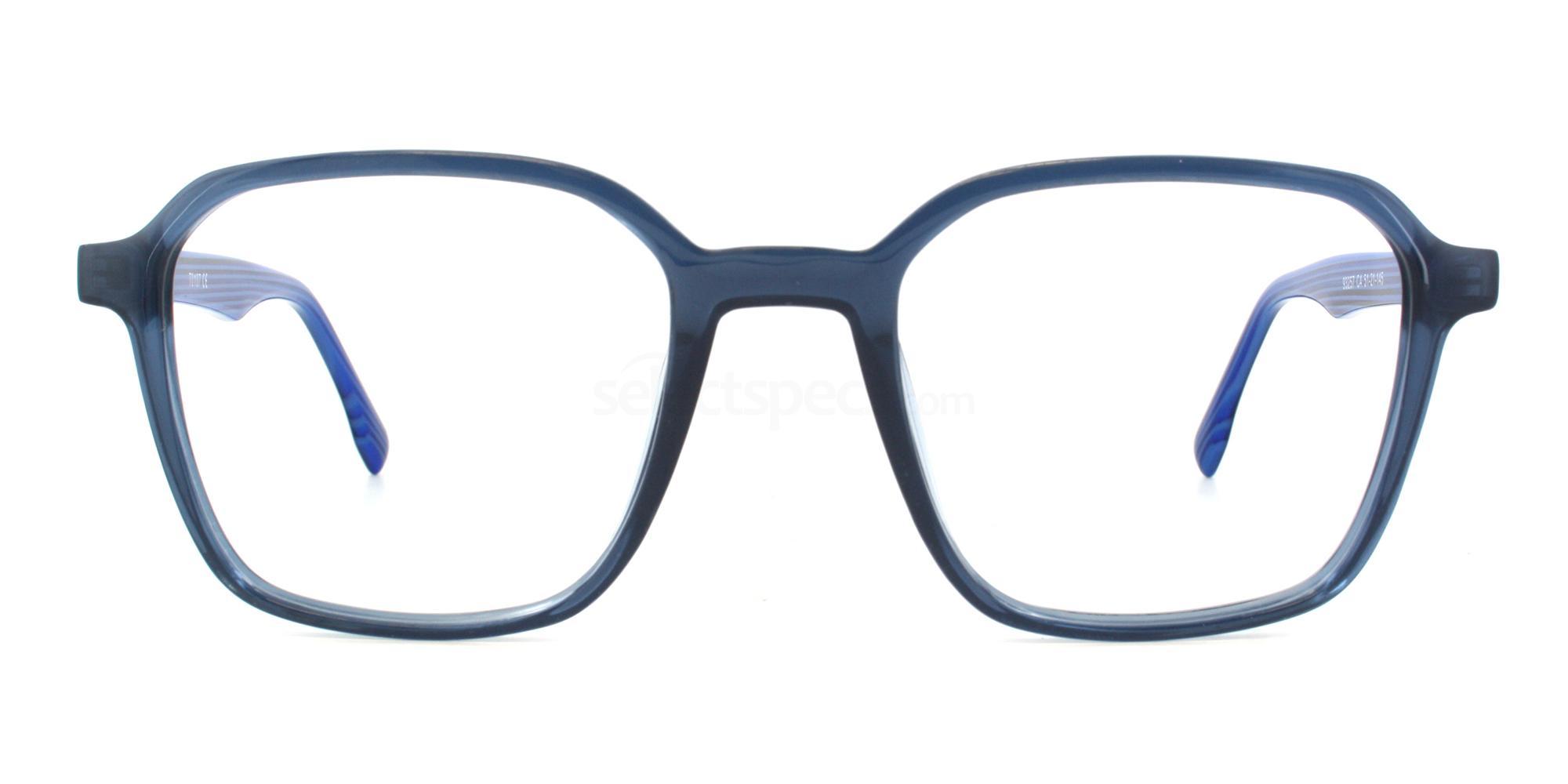 C4 RX3033 Glasses, Savannah