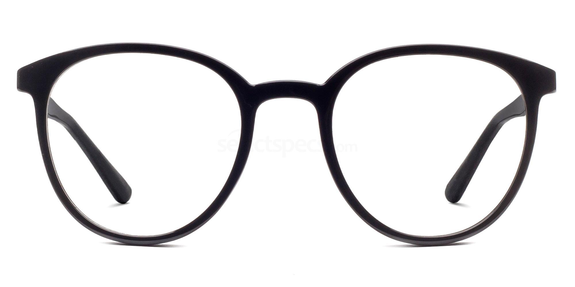 Black 6330 Glasses, Savannah
