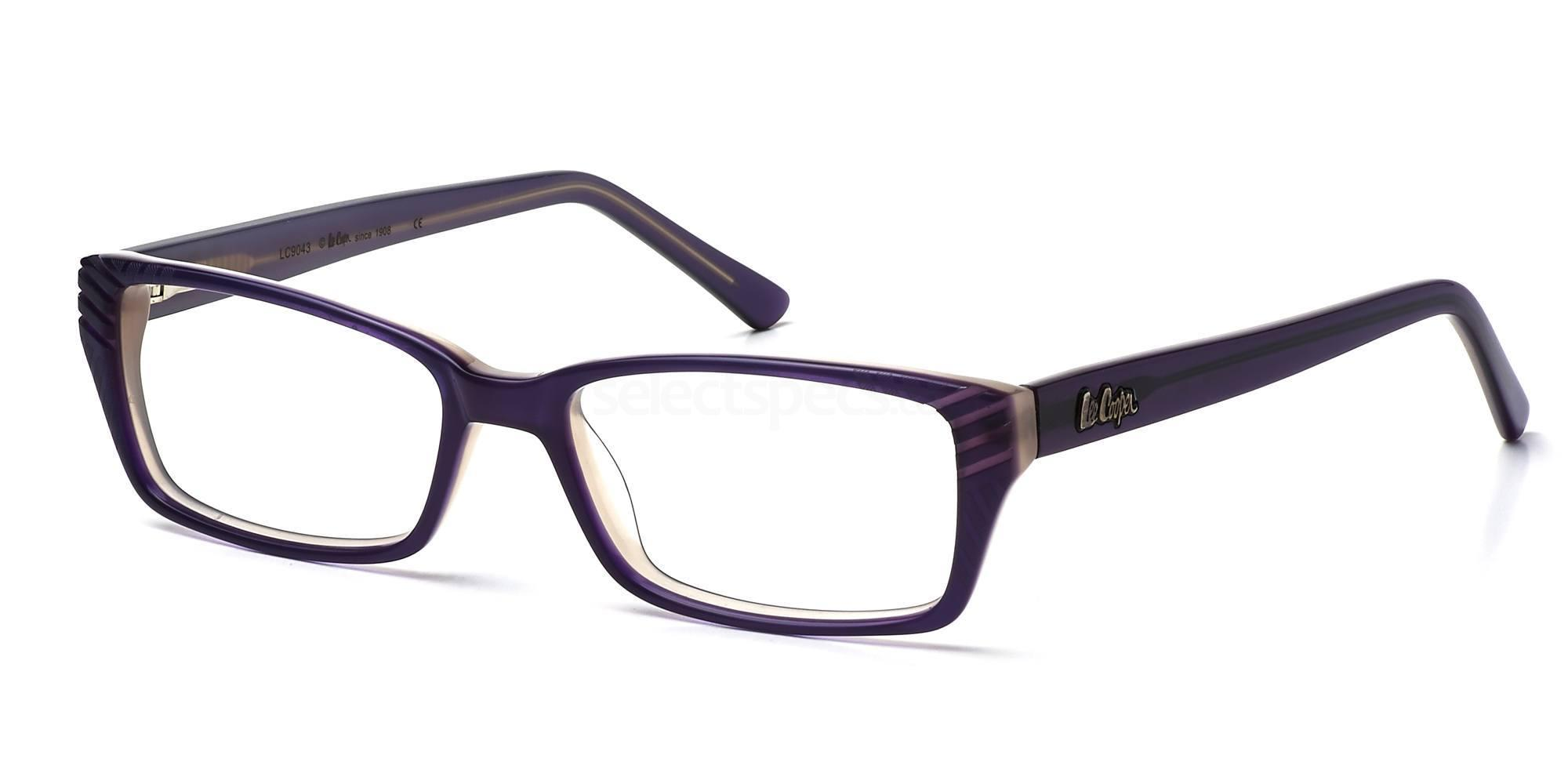 C2 LC 9043 Glasses, Lee Cooper