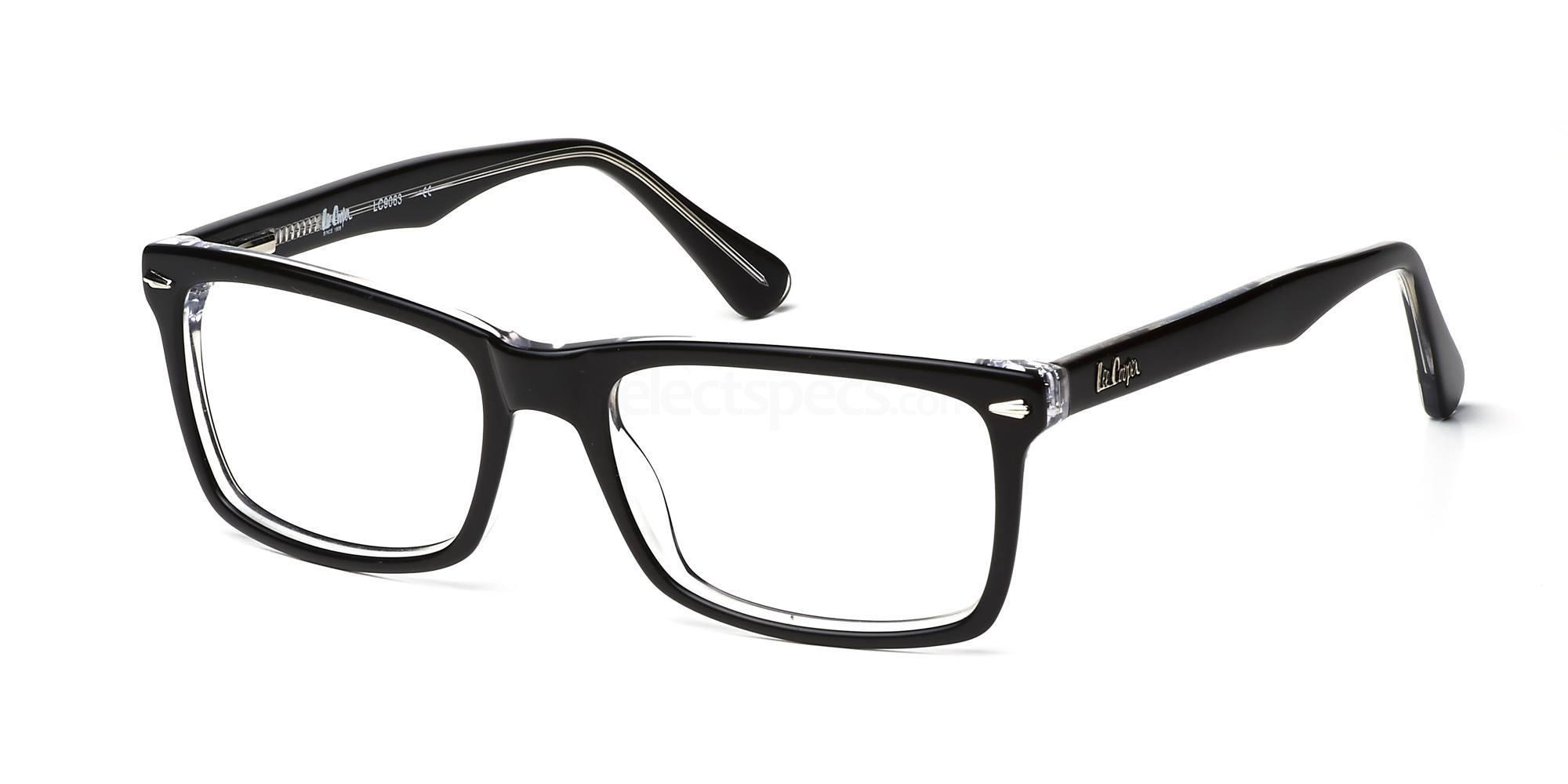 C1 LC 9063 Glasses, Lee Cooper