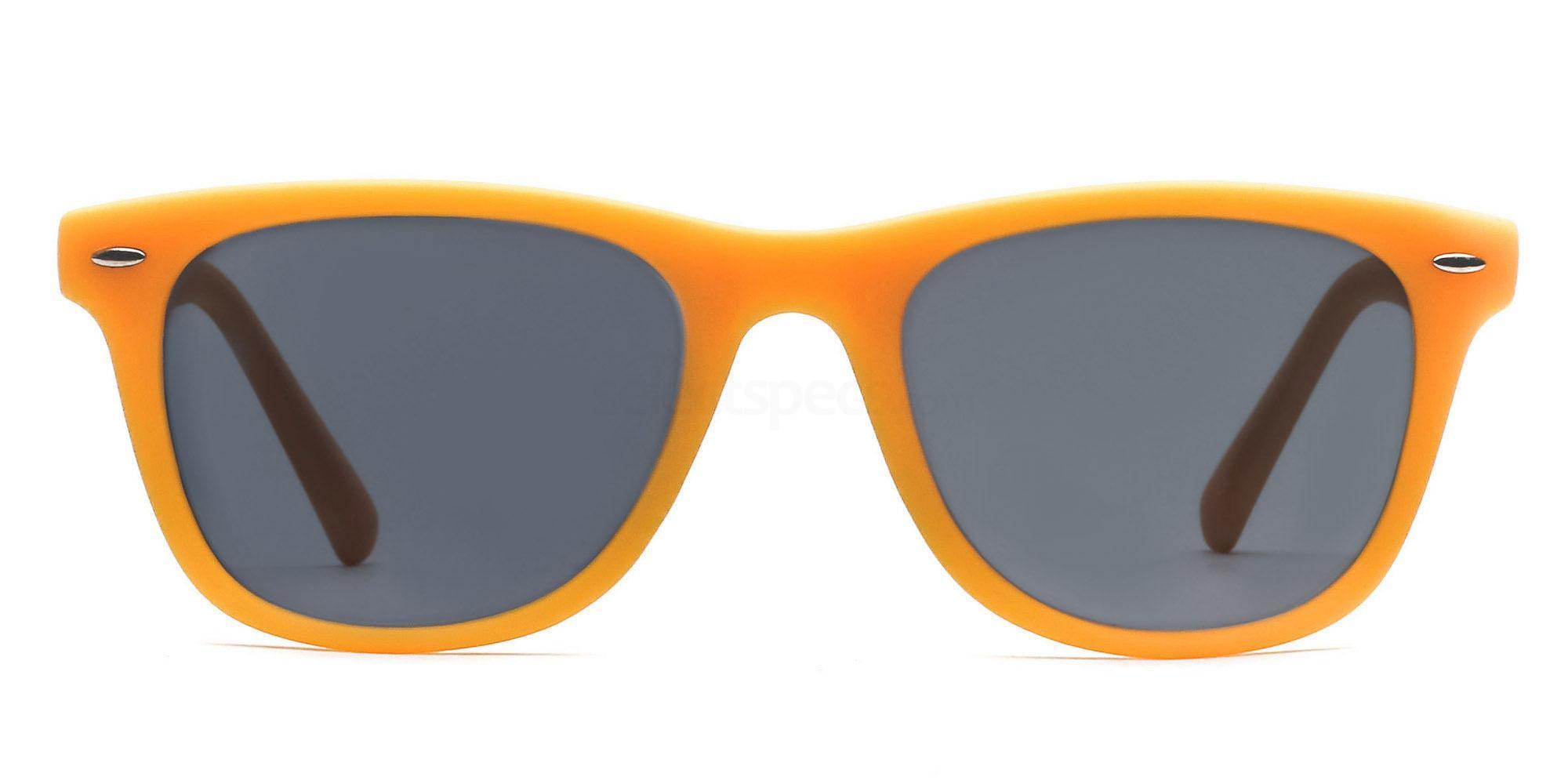 C2 8121 - Yellow (Sunglasses) Sunglasses, Savannah