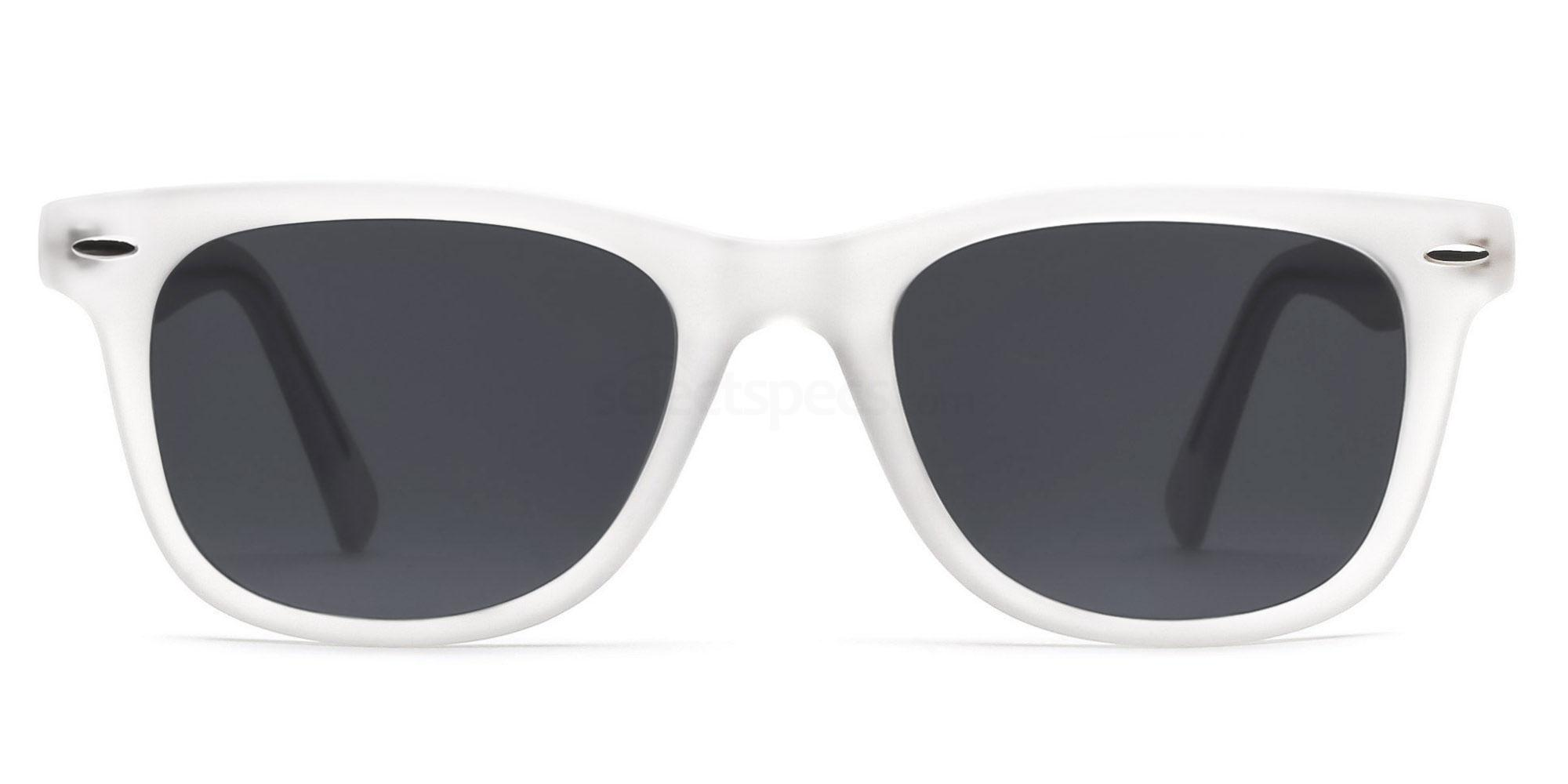 C10 8121 - Clear (Sunglasses) Sunglasses, Savannah