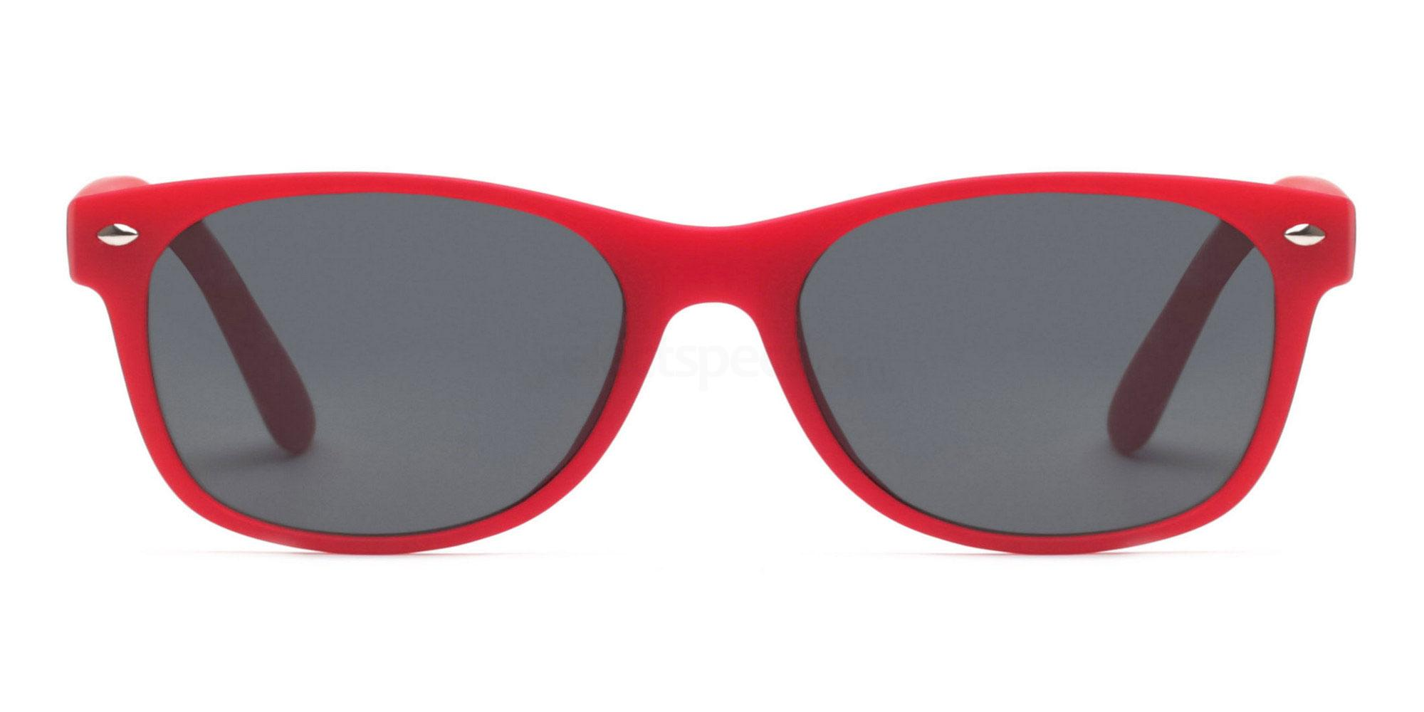 Red S8122 - Red (Sunglasses) Sunglasses, Savannah