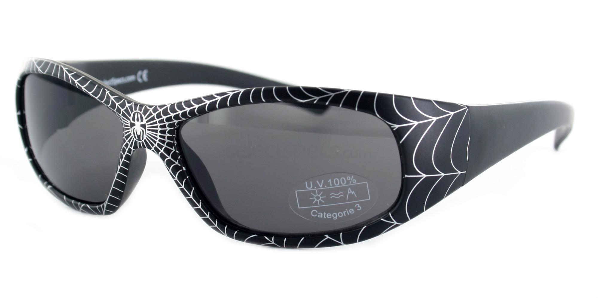 C01 KS02 - Spider-Man Style Sunglasses, Savannah KIDS