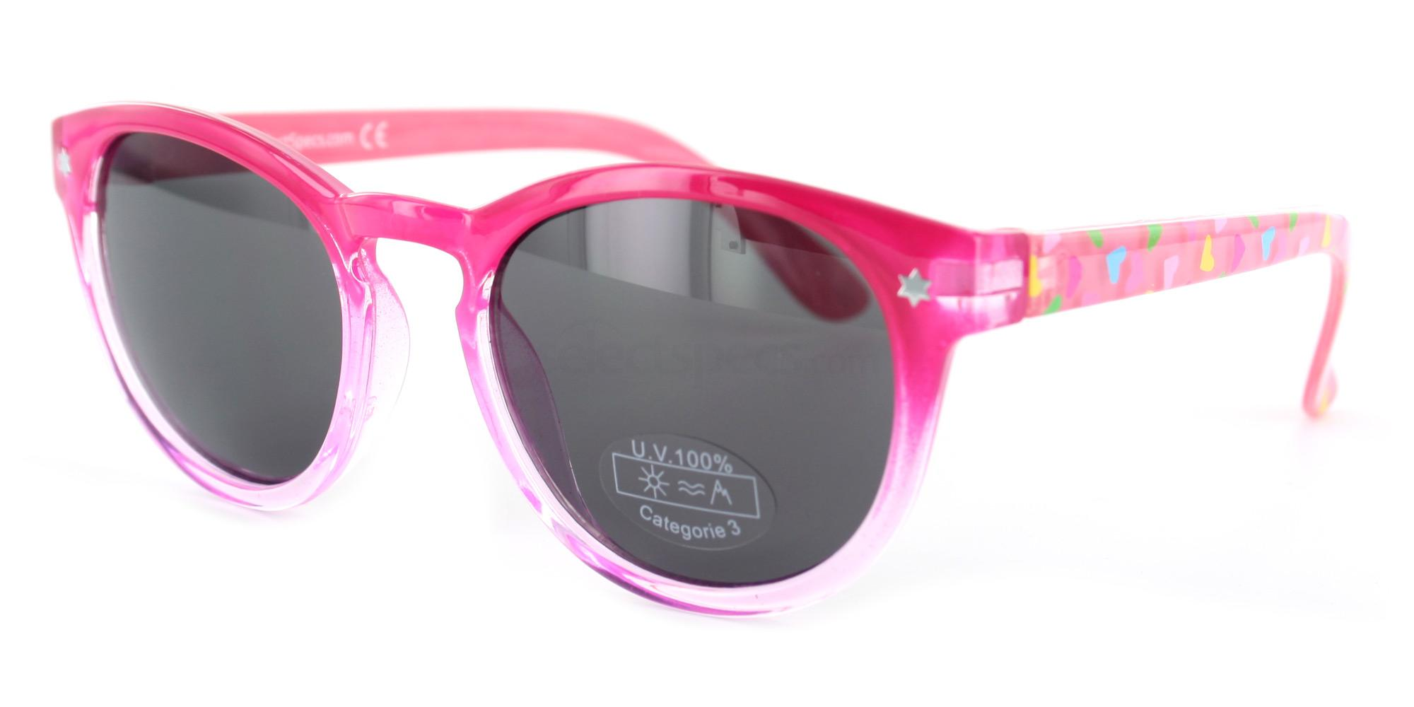 C06 KS04 - Round Sunglasses, Savannah KIDS
