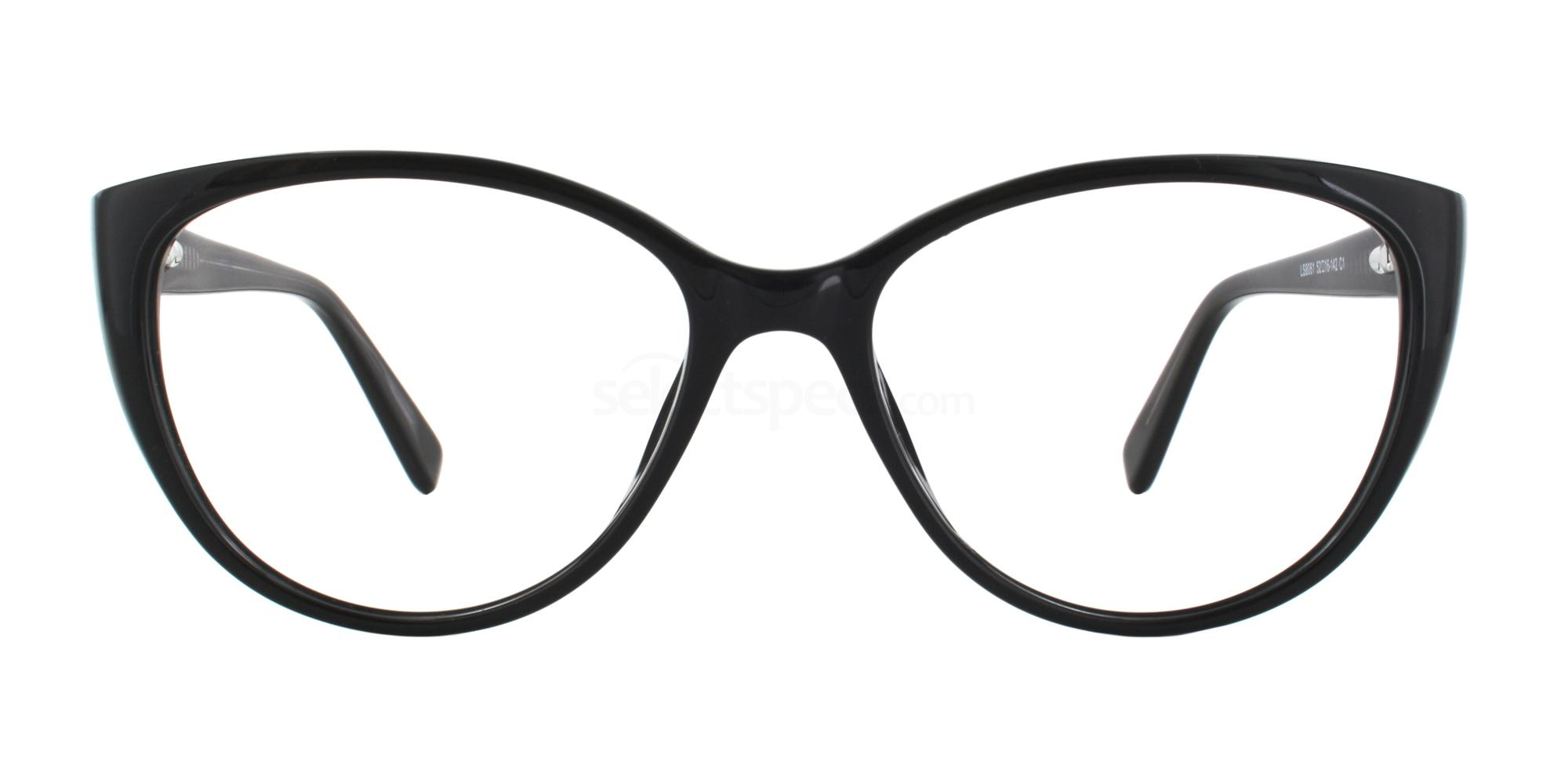 C1 LS8061 Glasses, Infinity