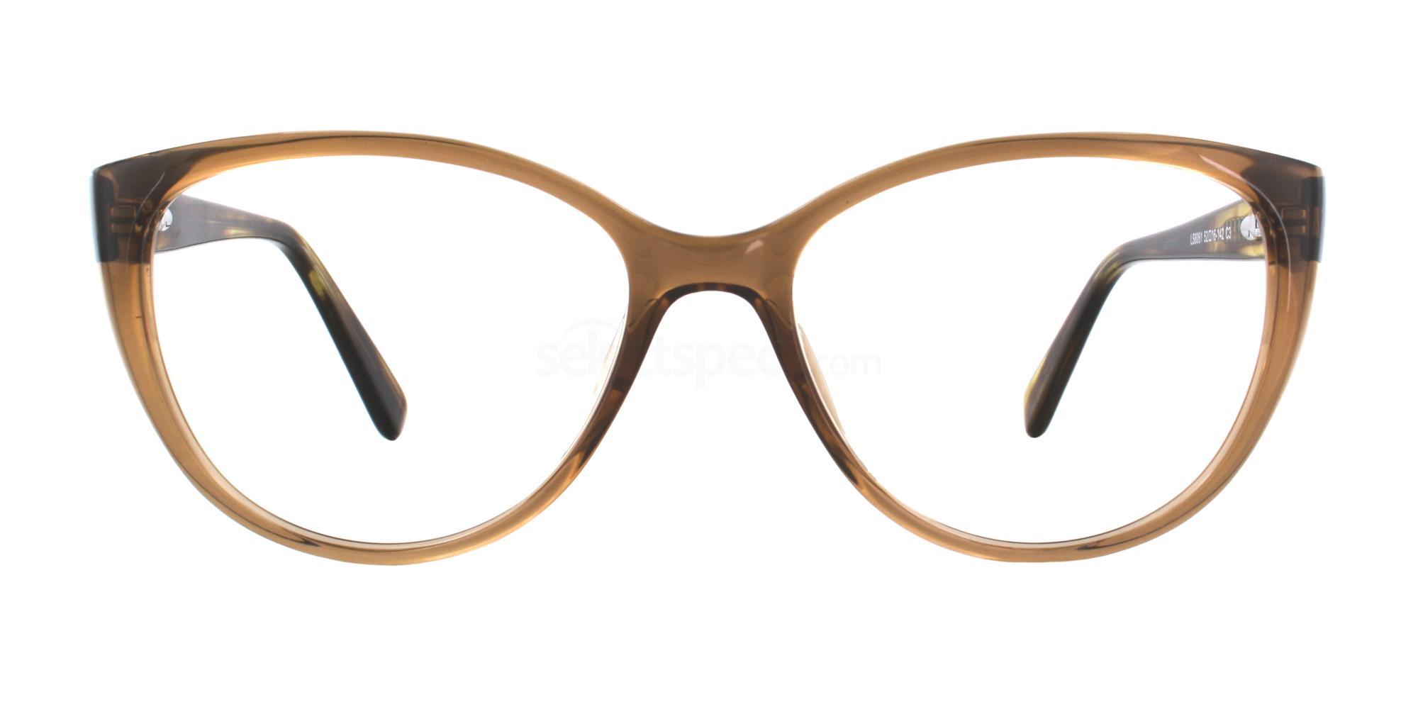 C3 LS8061 Glasses, Infinity