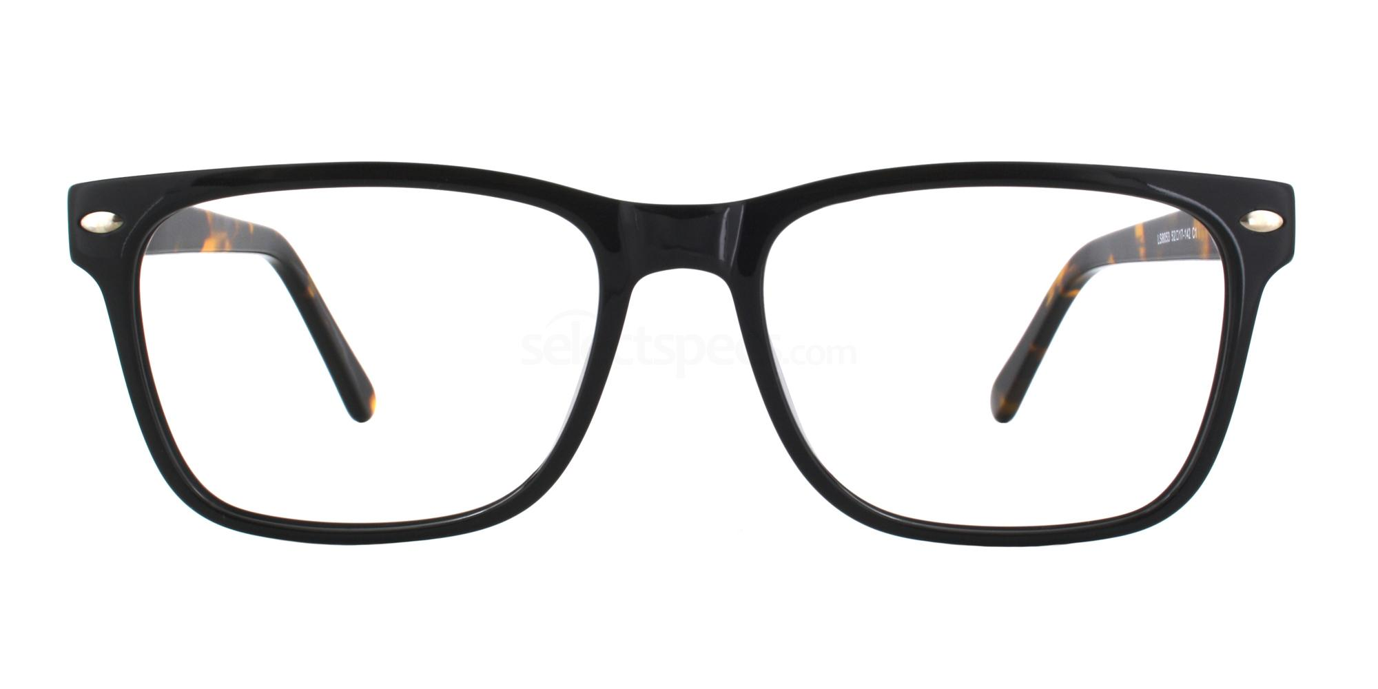 C1 LS8053 Glasses, Infinity