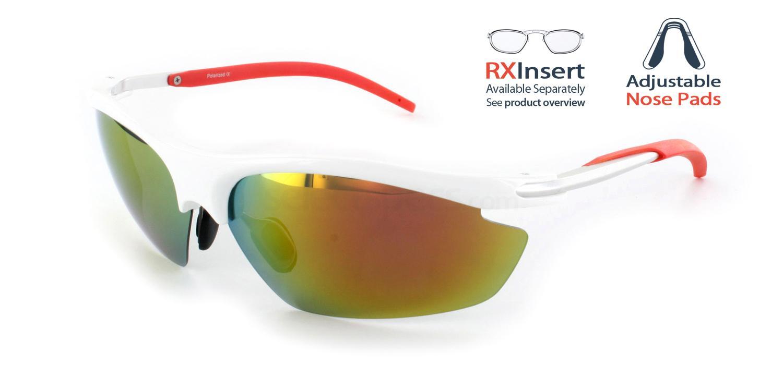 WH-RDD VZ7135 Endo Sunglasses, Aero