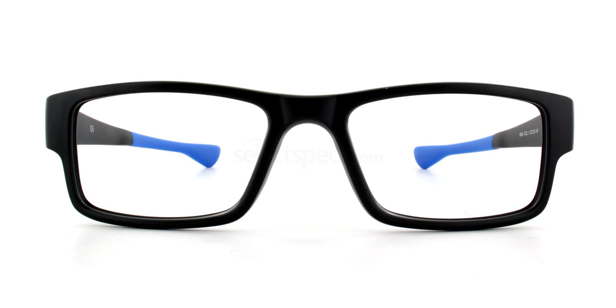 Col. 1 8046 Glasses, Aero