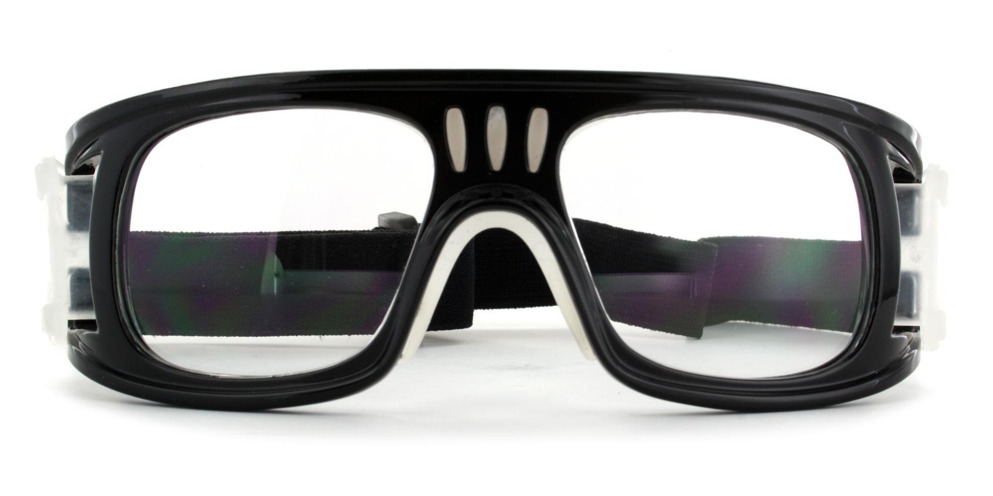 Black 435 Sports Goggles, Aero