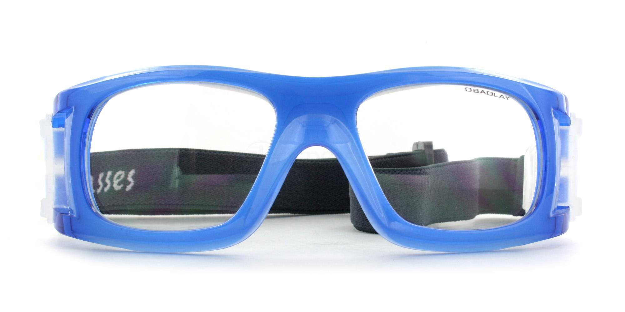 Blue SP0863 Sports Goggles, Aero