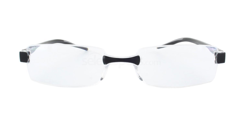 100 705 Reading Glasses - Black Accessories, Optical accessories