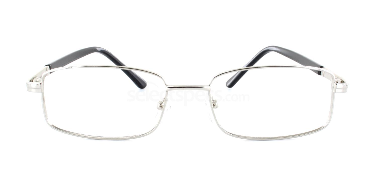 100 J2852 Reading Glasses - Silver Accessories, Optical accessories