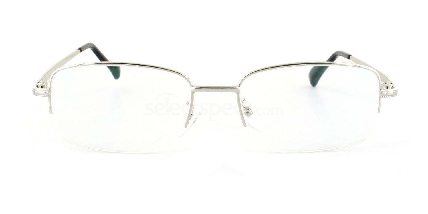 100 TG2851 Reading Glasses - Silver Accessories, Optical accessories