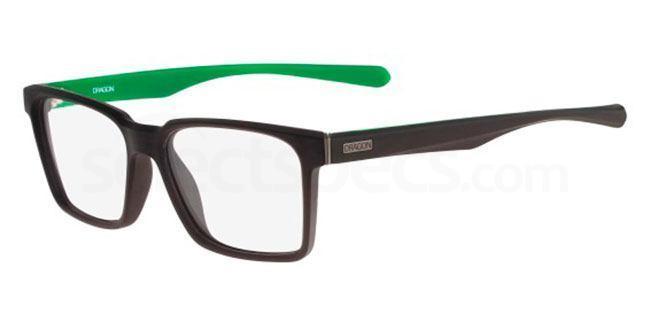 004 DR117 MARK Glasses, Dragon