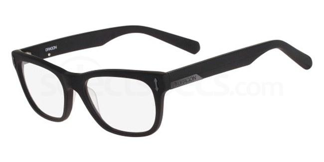 002 DR129 AIDEN Glasses, Dragon