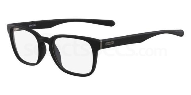 002 DR161 BARNEY Glasses, Dragon