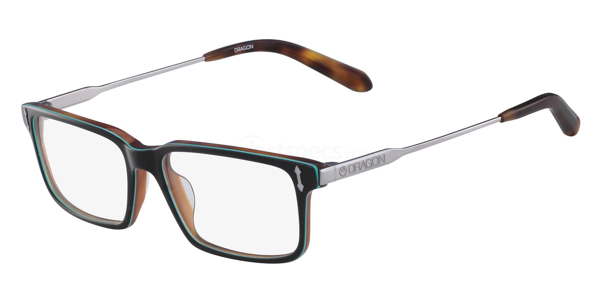 315 DR165 MAL Glasses, Dragon