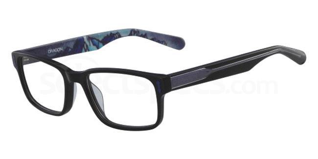 011 DR136ASYMBOL OWEN Glasses, Dragon