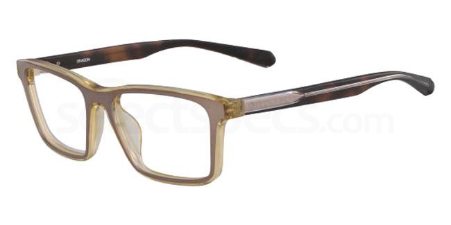 200 DR167 KELLY Glasses, Dragon