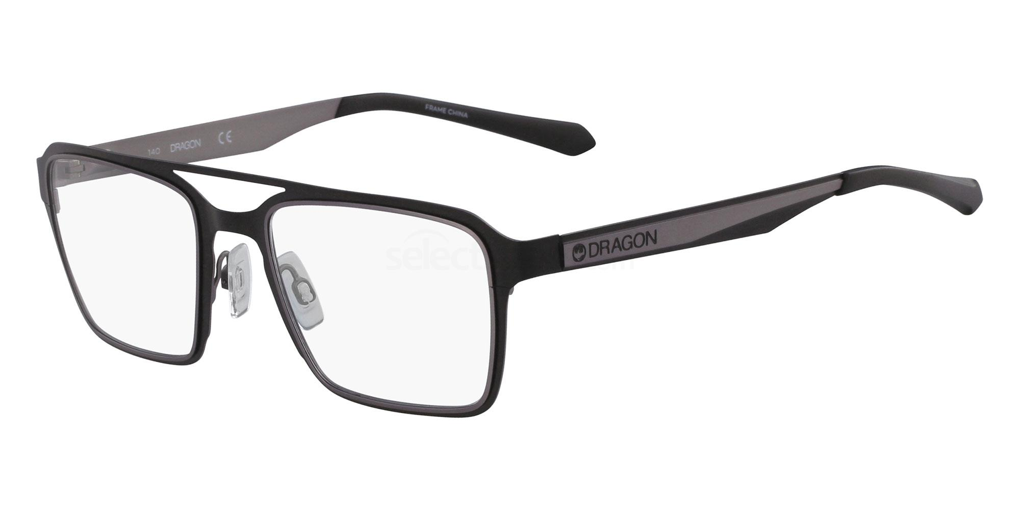 002 DR175 KAZ Glasses, Dragon