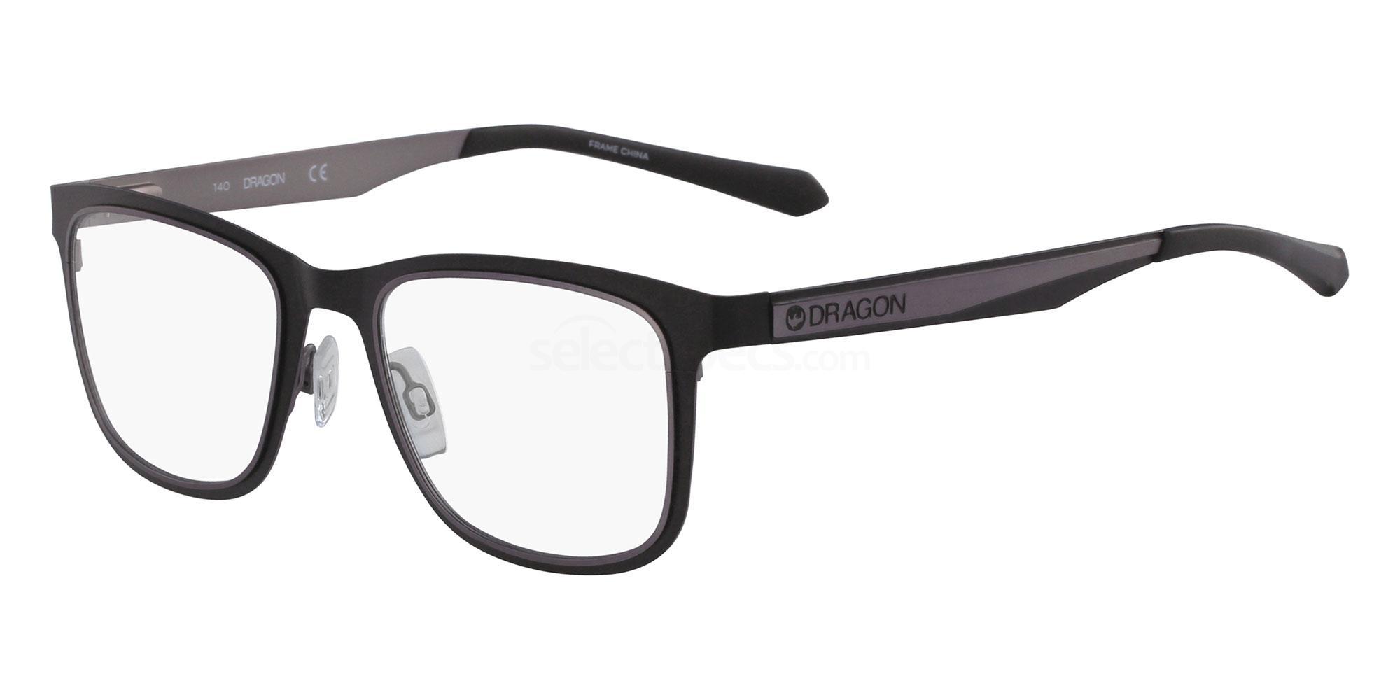 002 DR176 WOLFE Glasses, Dragon