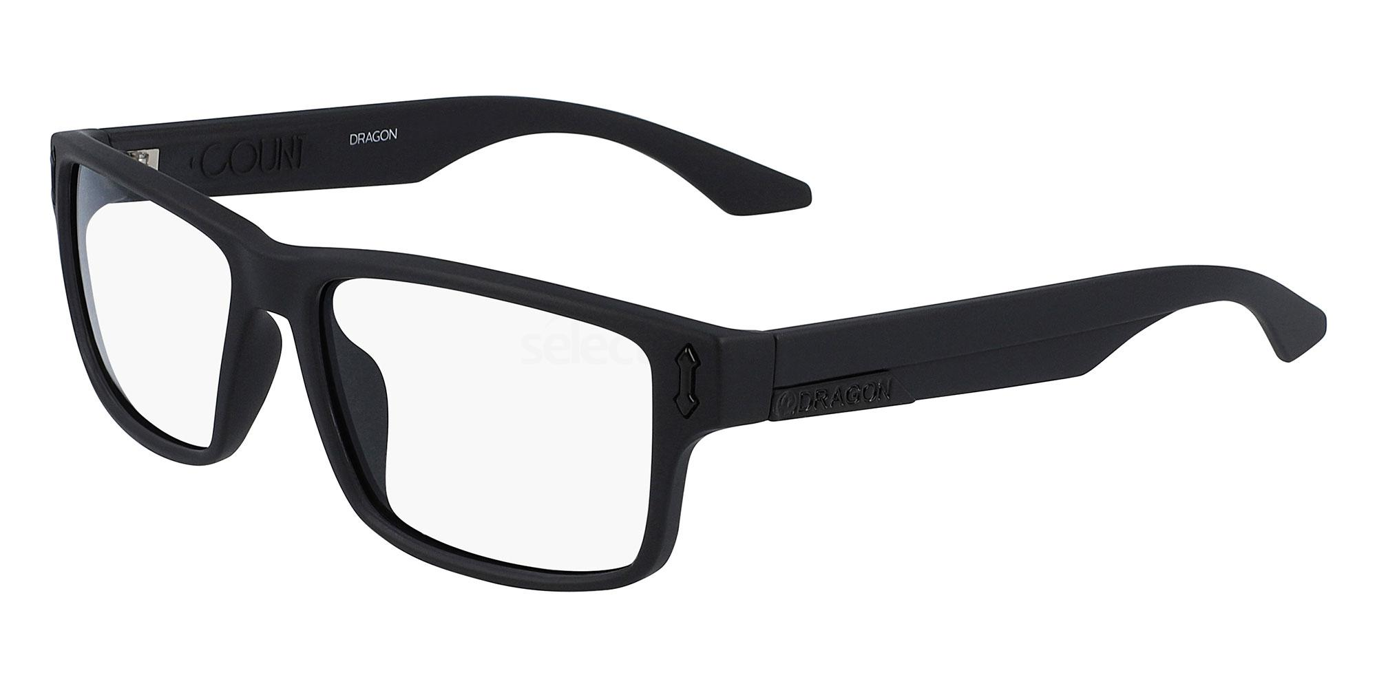 002 DR194 COUNT SM Glasses, Dragon