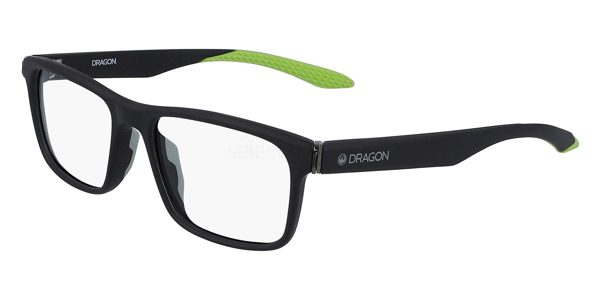 002 DR195 WES Glasses, Dragon