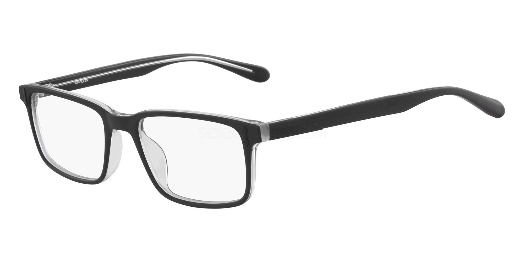 002 DR181 KEVIN Glasses, Dragon