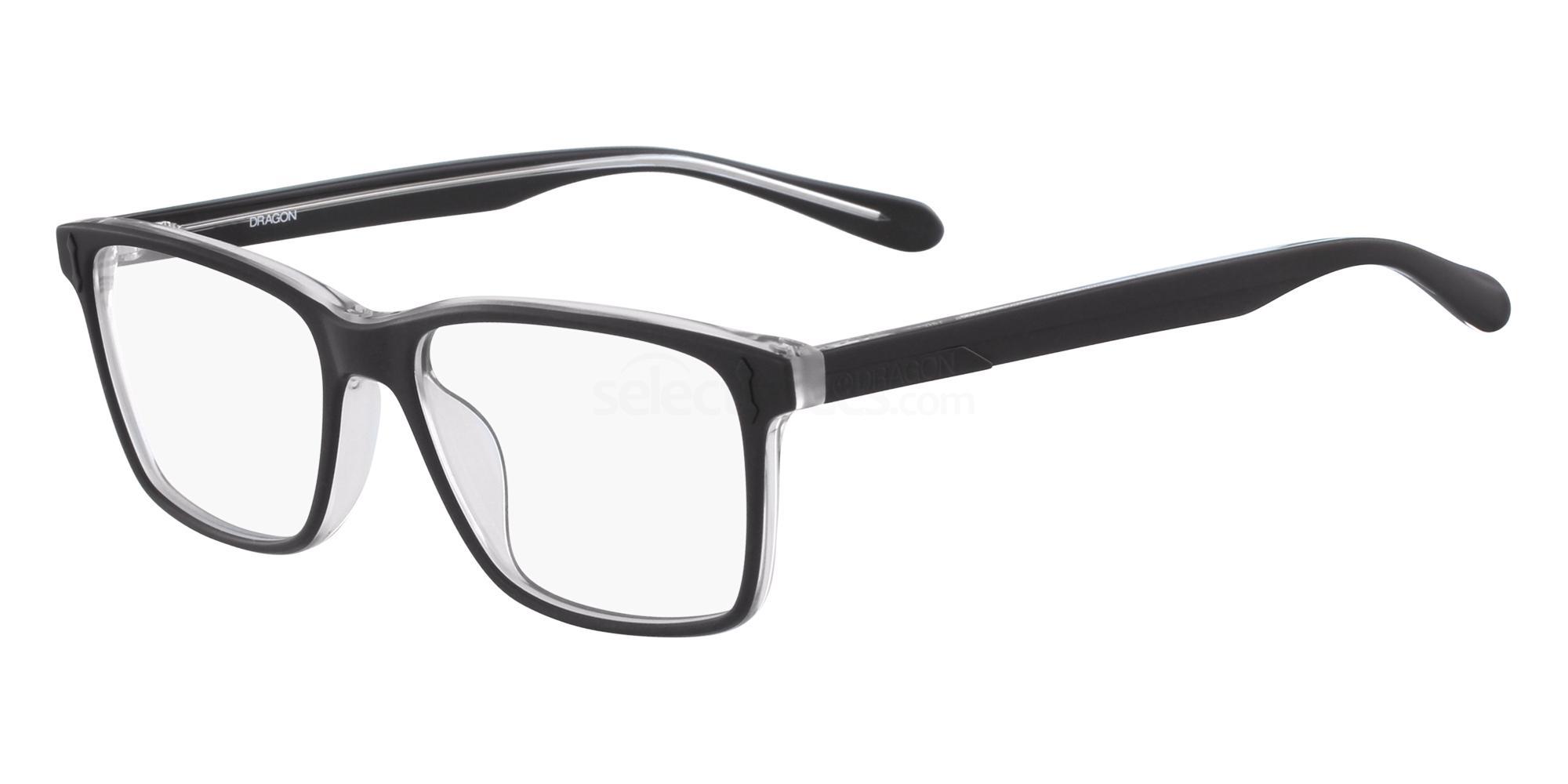 002 DR182 STEVE Glasses, Dragon