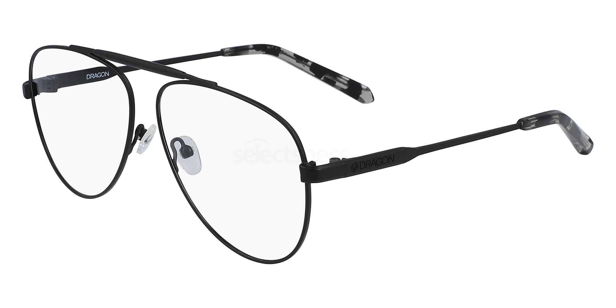 002 DR197 DEE Glasses, Dragon