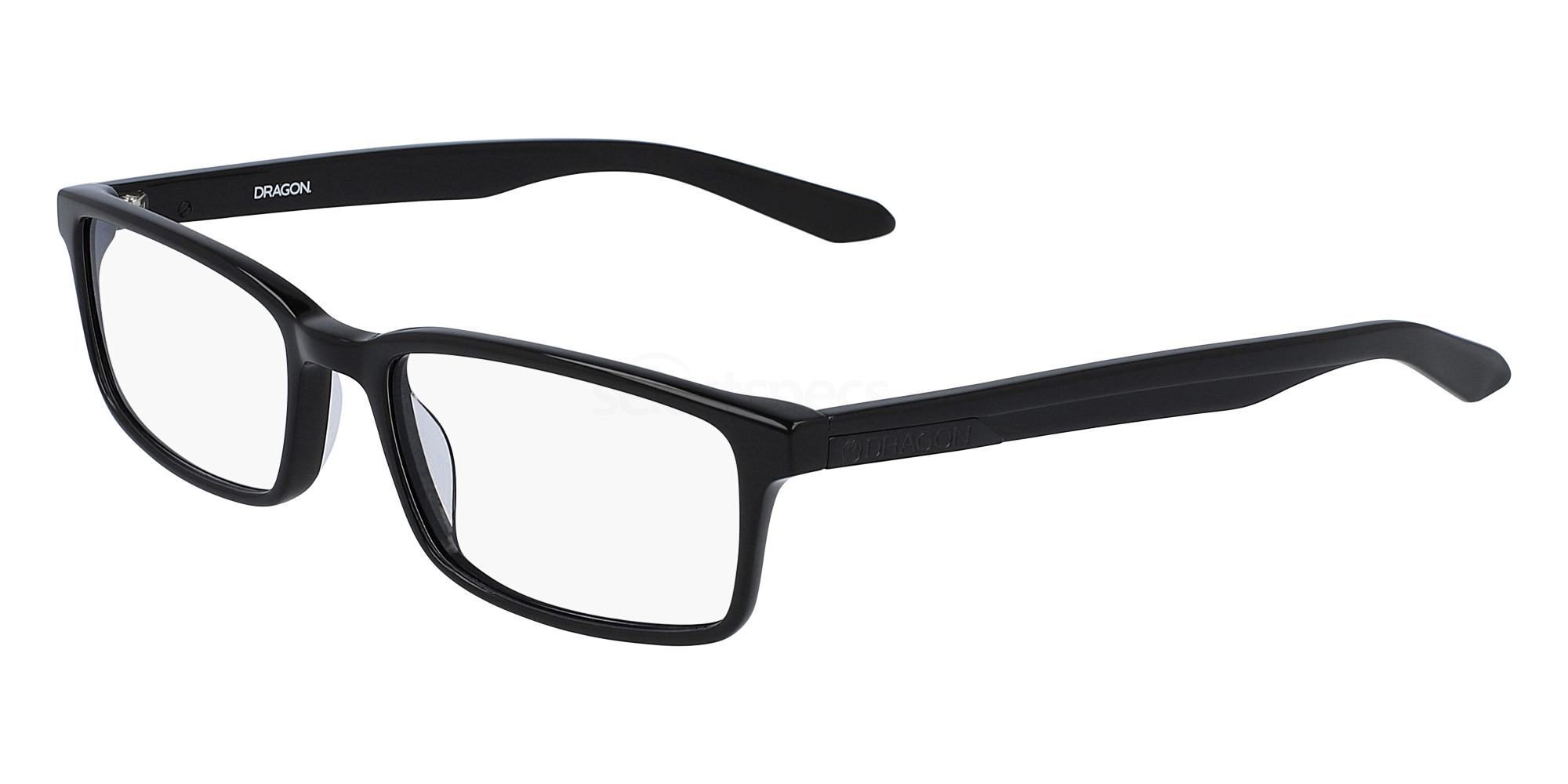 001 DR200 HARRY Glasses, Dragon