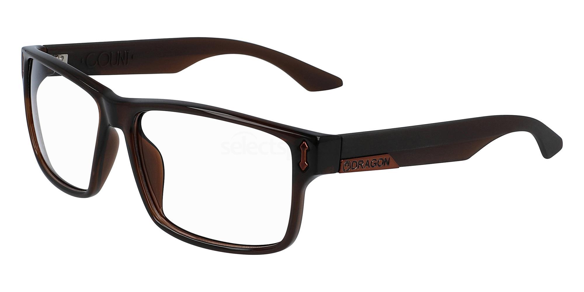 205 DR126 Glasses, Dragon