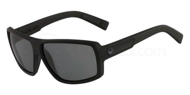 030 DR DOUBLE DOS POLAR Sunglasses, Dragon