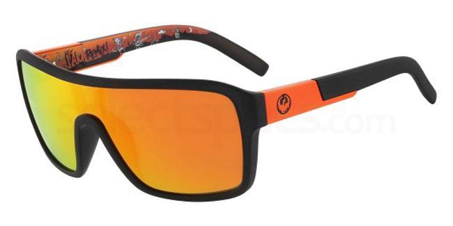 005 DR REMIX 3 Sunglasses, Dragon