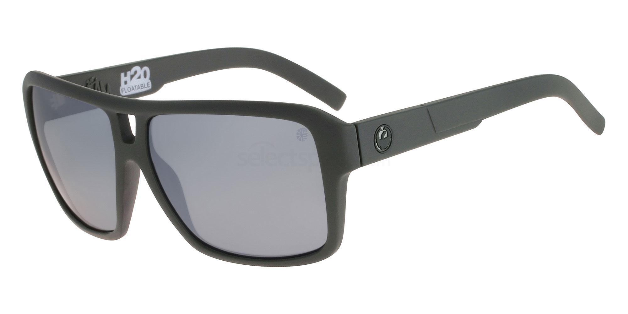 208 DR THE JAM H2O Sunglasses, Dragon