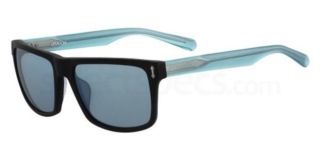 002 DR515S BLINDSIDE Sunglasses, Dragon