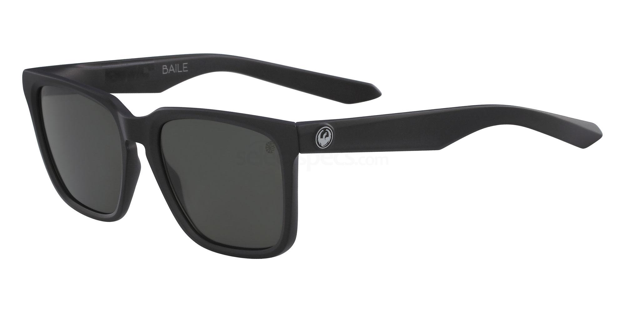 004 DR BAILE LL POLAR Sunglasses, Dragon