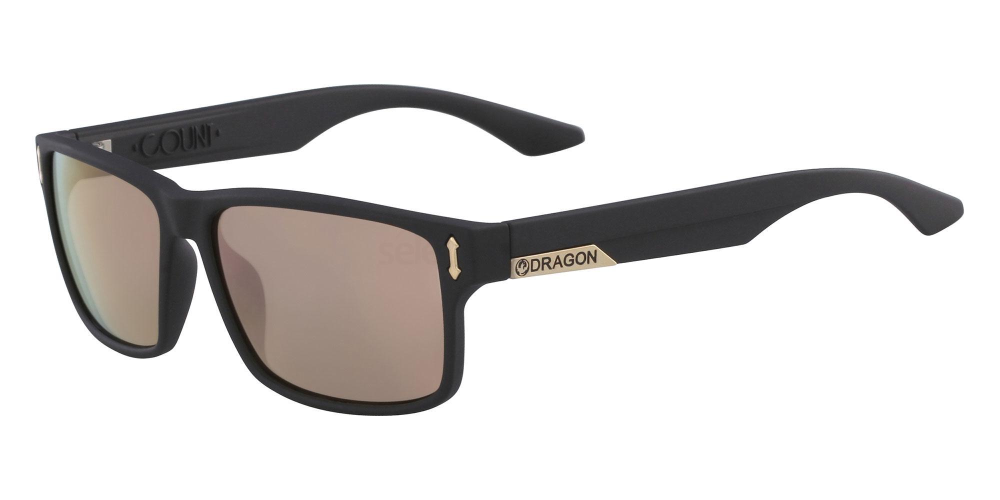 008 DR512SI COUNT LL ION Sunglasses, Dragon
